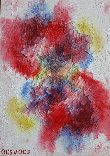 Painting, oil, abstract, artwork by Ol'Svol'D
