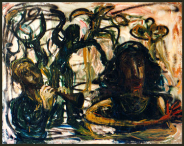 52,4x61 in ©1998 par Ona Lodge