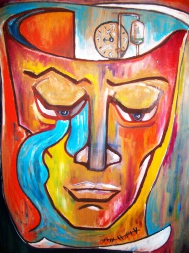 5x4 ft ©2009 by Oscar Galvan