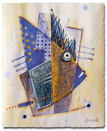 16.1x13 in ©2004 by Jean-Luc OSSWALD