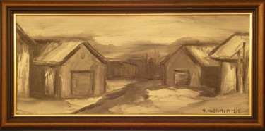 25x60 cm ©1988 by Painters from Finland