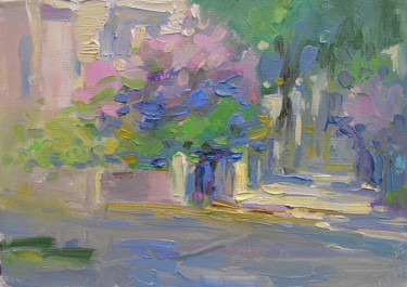 13.8x17.7 in © by Paintings by various artists from Ukraine