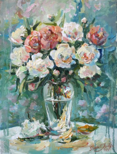15.8x11.8 in © by Paintings By Various Artists From Ukraine