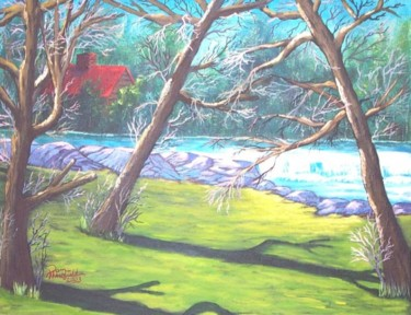 16x20 in ©2004 by Pam Hartfield