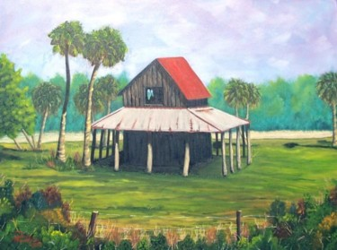 36x48 in ©2003 by Pam Hartfield