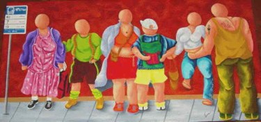 30x60 in ©2004 by France Paquette