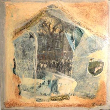 65x65 cm ©1990 by Pascale CHRISTOFFEL