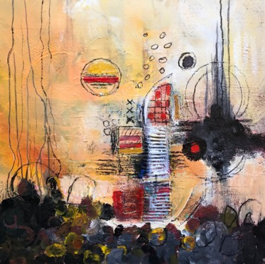 27.6x27.6x0.8 in ©2019 by Mo Tuncay (Paschamo)