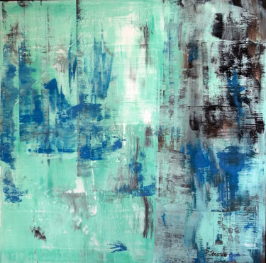 """Painting titled """"Mystery"""" by Patrick Joosten, Original Art, Acrylic"""