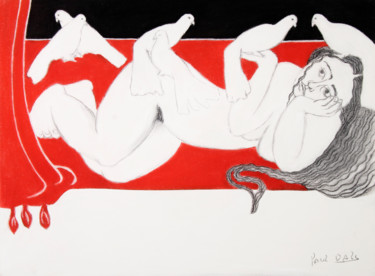 21.7x29.5 in ©1990 by Paul Daly Conway