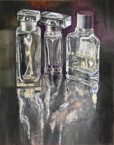 """Painting titled """"Fade to white"""" by Petr Ldin, Original Art, Acrylic"""