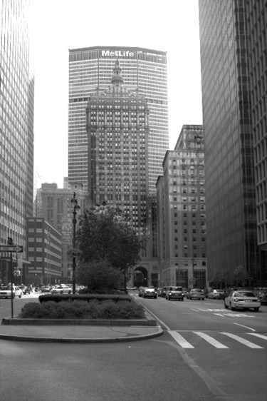 """Photography titled """"Park Ave"""" by Pfister, Original Art,"""