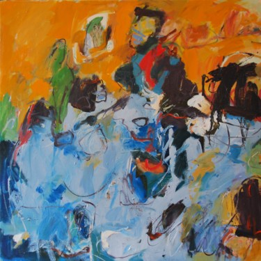 31.5x31.5x0.8 in ©2020 by Philippe Olivié