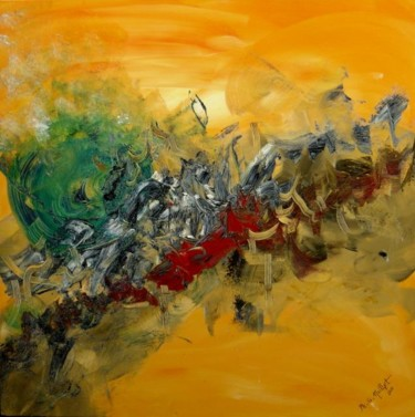 100x100 cm ©2010 by Philippe G Maillet