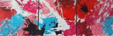 15,8x47,2x0,8 in ©2020 par Patrice Art Abstrait