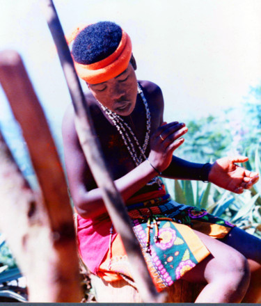 """Photography titled """"Zulu woman singing"""" by Kevin C Lee, Original Art,"""