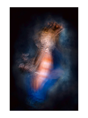 """Photography titled """"Ghost #14 2/20"""" by Pierre Duquoc, Original Art, Manipulated Photography"""