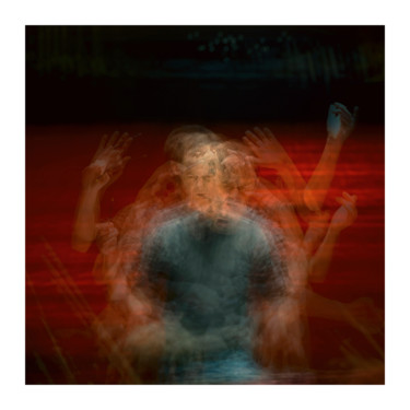"""Photography titled """"Ghost #17 1/20"""" by Pierre Duquoc, Original Art, Manipulated Photography"""