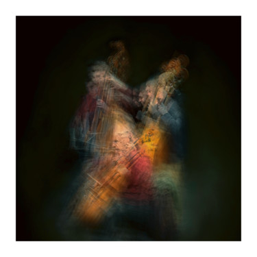 """Photography titled """"Ghost #20 2/20"""" by Pierre Duquoc, Original Art, Manipulated Photography"""