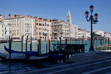 """Photography titled """"Venise, Grand Canal…"""" by Pierre-Yves Rospabé, Original Art, Digital Photography"""