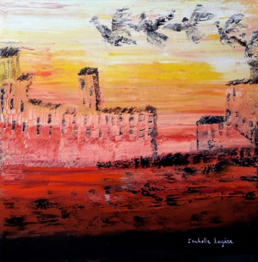 50x50x3.5 cm © by Isabelle Lagier