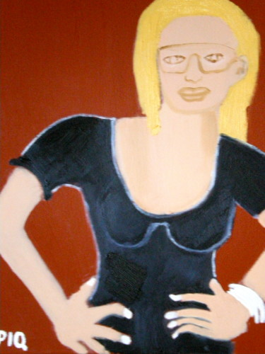 21.7x18.1 in ©2011 by PIQUEREAU GILLES