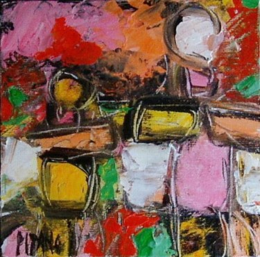 15x15 cm ©2009 by Jacqueline PIZANO