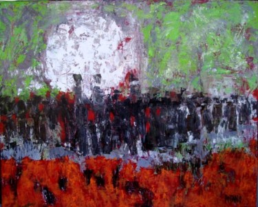 100x81 cm ©2009 by Jacqueline PIZANO