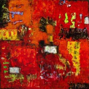 100x100 cm ©2010 by Jacqueline PIZANO