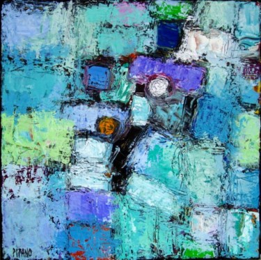 50x50 cm ©2010 by Jacqueline PIZANO