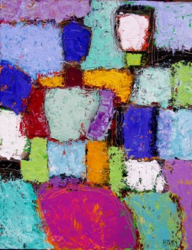 92x73 cm ©2010 by Jacqueline PIZANO