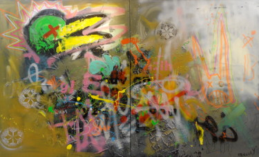 110x3x180 cm © by Charles Pringuay