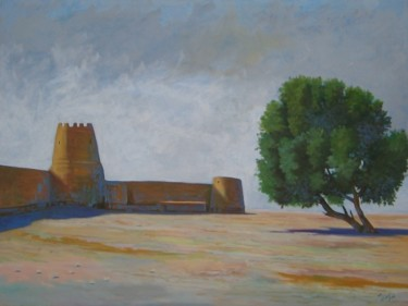 35.4x43.3 in ©2006 by Qusay Alawami