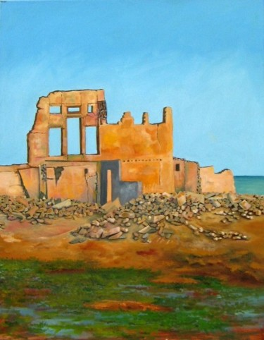 23.6x15.8 in ©2005 by Qusay Alawami