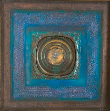 24x24 in ©2008 by Ralph Levesque