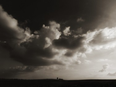 """Photography titled """"Cloudy day"""" by Ravid Wolff, Original Art, Digital Photography"""