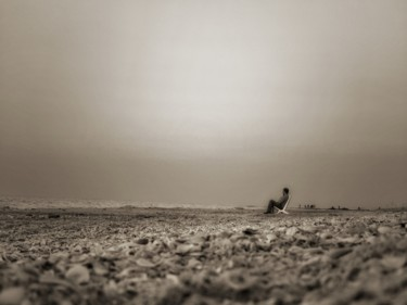 """Photography titled """"Alone"""" by Ravid Wolff, Original Art, Digital Photography"""