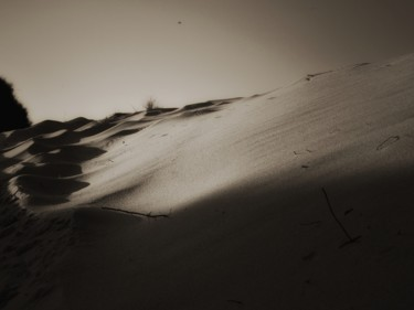 """Photography titled """"dune"""" by Ravid Wolff, Original Art, Digital Photography"""