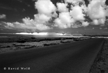 """Photography titled """"Road out"""" by Ravid Wolff, Original Art,"""