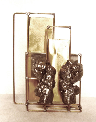 5.1x4.7x2 in ©1987 by FREDERIC RIGALLE