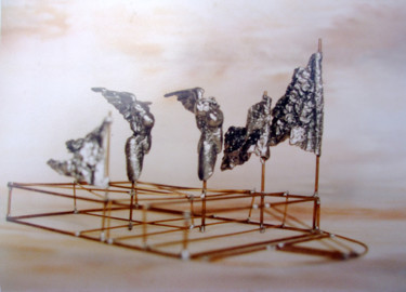 6,3x7,5x9,8 in ©1987 par FREDERIC RIGALLE