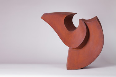 Animal Sculpture, metals, abstract, artwork by Roberto Canduela
