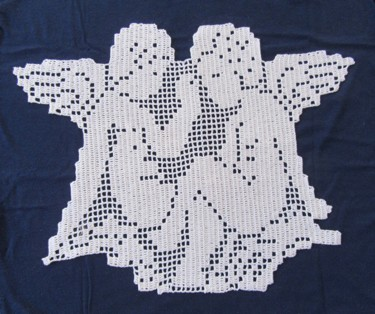 14.2x18.1 in ©2020 by Art Création Crochet Tricot