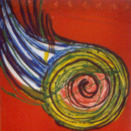19.7x19.7 in ©2004 by Rosa Virgili Abelló