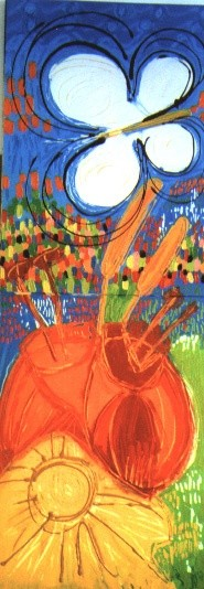 55.1x19.7 in ©2005 by Rosa Virgili Abelló