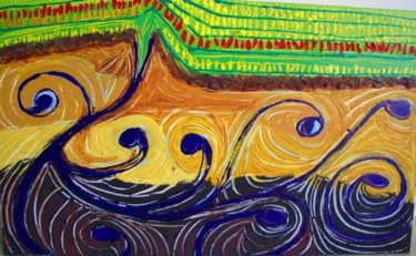 23.6x39.4 in ©2005 by Rosa Virgili Abelló