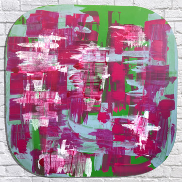 90x90x1 cm ©2018 by Ruben Abstract