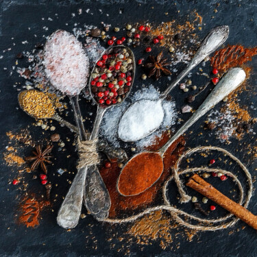 """Painting titled """"Chef Kitchen Cook C…"""" by Tony Rubino, Original Art, Acrylic Mounted on Stretcher frame"""
