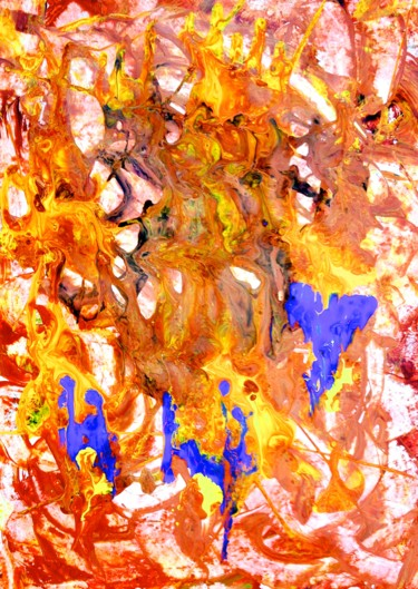 """Painting titled """"King-Arthur-the-kni…"""" by Decolorado, Original Art, Other"""
