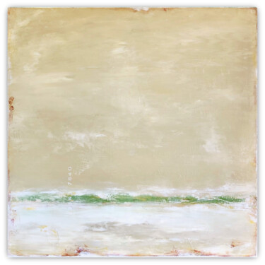 """Painting titled """"Shifting Sands"""" by Sabina D'Antonio, Original Art, Acrylic Mounted on Stretcher frame"""